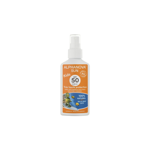 Sea & reef safe zonnebrandspray